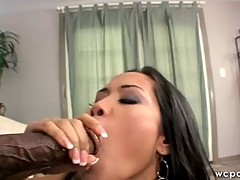 Jessica Bangkok Needs Black Cock