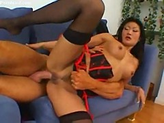 Asian lucy lee ass cum sex