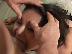 Lana Violet Facefucked