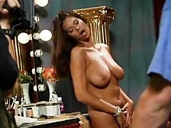 Tera Patrick on the set with dick