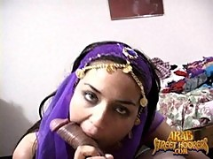 Muhamma kabul - indian milf loves arab cum