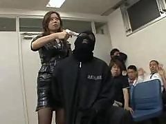 Japanese Bank Robbery