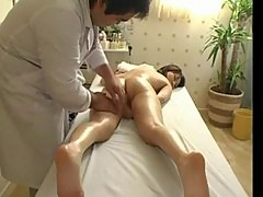 Youngbride surprising fuck massage
