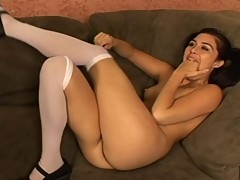 Ashley Blue is an ANAL PSYCHO BRIDE ((Cochinadas))
