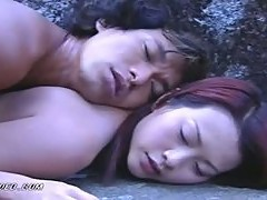 Great Asian Outdoors Sex with Grace Lam