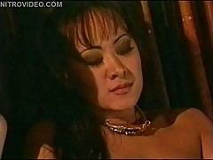 Hot Lesbian Orgy With Asia Carrera, Julie Rage, Kim Katain & Paisley Hunter