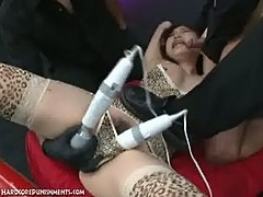 Extreme Japanese Hardcore BDSM Sex Kaho and Ayumi 7