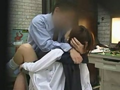 Schoolgirl abused by schooldoctor part 2
