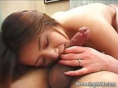 Amazing Busty Asian Babe Getting Fucked Part5