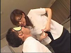 Hot asian teases her boyfriend