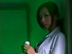 Japanese lesbian sex with doctors and nurses