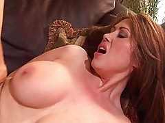 Hot Asian with bigtits gets her pussy licked and p